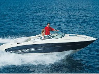 Hrvaška charter in jadranje - Motorna ladja - Sea Ray 240 Sunsport Europe (code:NAV4) - Split - Riviera Split  - Hrvaška