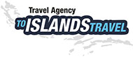 To Islands Travel Logo
